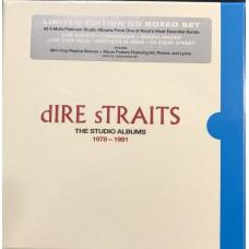 Dire Straits : Studio Albums 1978-1991: 6CD (CD Box Set)