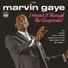 Marvin Gaye : I Heard It Through The Grapevine! (Vinyl)
