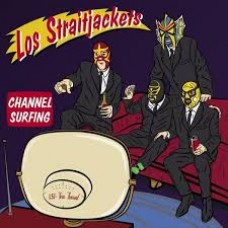 Los Straitjackets : Channel Surfing (12 Single)""