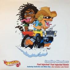"Swollen Members : Fuel Injected / Fuel Injected Remix (12 Single) Second Hand"""