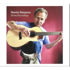 Martin Simpson : Home Recordings (CD)