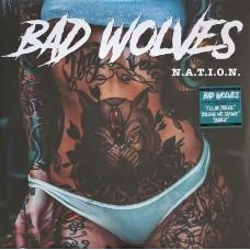 Bad Wolves : N.A.T.I.O.N. (Vinyl)