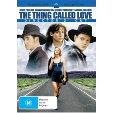 Thing Called Love : Thing Called Love (DVD) Second Hand