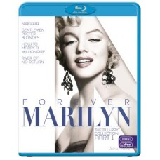 Forever Marilyn: The Blu-Ray Collection : Forever Marilyn: The Blu-Ray Collection (Blu-Ray DVD) Second Hand