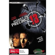 Assault On Precinct 13 : Assault On Precinct 13 (DVD)
