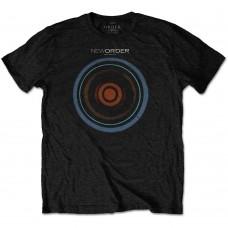 New Order : Blue Monday (Black) (T-Shirt)