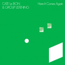 """Le Bon, Cate and Group Listening : Here It Comes Again (12 Single)"""""""
