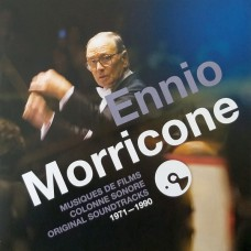 Ennio Morricone : Musique De Films 1971-90 (Vinyl)