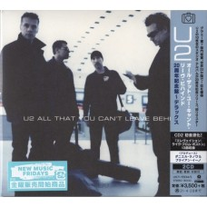 U2 : All That You Can't Leave Behind: 2CD (CD Box Set)