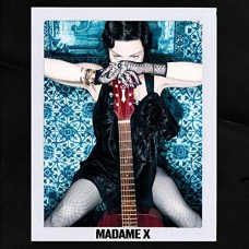 Madonna : Madame X: 2CD (CD Box Set)