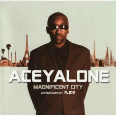 Aceyalone : Magnificent City (CD)