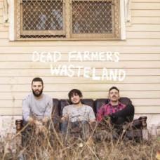 Dead Farmers : Wasteland (Vinyl)