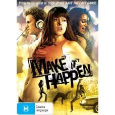 Make It Happen : Make It Happen (DVD) Second Hand