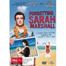 Forgetting Sarah Marshall : Forgetting Sarah Marshall (Blu-Ray DVD) Second Hand
