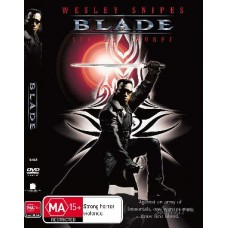 Blade : Blade (DVD) Second Hand