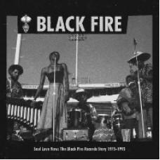 Various : Soul Love Now: The Black Fire Records (Vinyl)