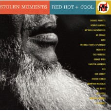 Various Artists : Stolen Moments: Red Hot + Cool (CD) Second Hand