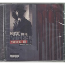 Eminem : Music To Be Murdered By: Side B 2CD (CD)