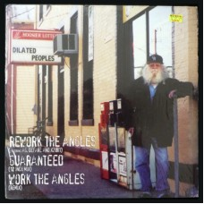 Dilated Peoples : Rework The Angles (12 Single) Second Hand""