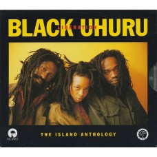 Black Uhuru : Liberation: The Island Anthology 2CD (CD)