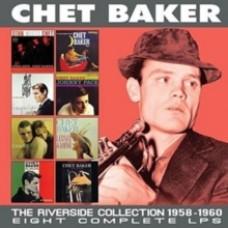Chet Baker : Riverside Collection 1958-1960: 4CD (CD Box Set)