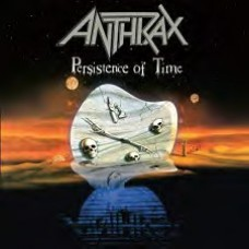 Anthrax : Persistence Of Time: 2CD + Dvd (CD Box Set)
