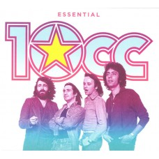 10CC : Essential: 3CD (CD)