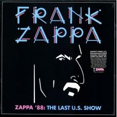 Frank Zappa : Zappa '88: The Last U.S. Show (Vinyl Box Set)