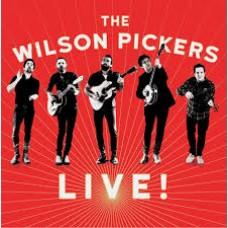 Wilson Pickers : Live! (Vinyl)