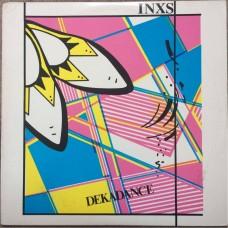 Inxs : Dekadance (Vinyl)