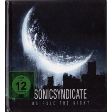 Sonic Syndicate : We Rule The Night: Cd + Dvd (CD) Second Hand