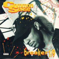 "Common Senese : Breaker 1/9 (12 Single) Second Hand"""