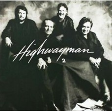 Jennings, Waylon / Willie Nelson / Johnn : Highwayman 2 (CD)