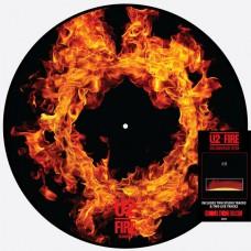 "U2 : Fire (12 Single)"""