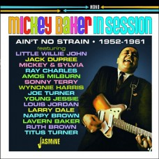 Mickey Baker : In Session: Ain't No Strain 1952-1961 (CD)