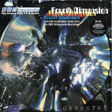 Bbc Radiophonic Workshop : Fourth Dimension (Vinyl)