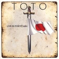 "Toto : Live In Tokyo 1980 (12 Single)"""