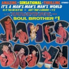 James Brown : It's A Man's Man's Man's World: Soul (Vinyl)