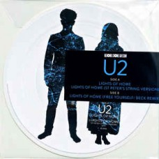 "U2 : Lights Of Home (12 Single)"""