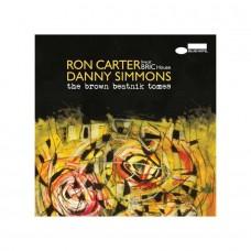 Carter, Ron / Danny Simmons : Brown Beatnik Tomes: Live At Bric (CD)