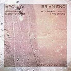 Eno, Brian With Daniel Lanois and Roger En : Apollo: Atmospheres and Soundtracks 2CD (CD)