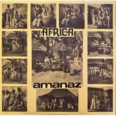 Amanaz : Africa (Vinyl)