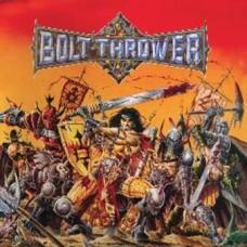 Bolt Thrower : Warmaster (Vinyl)