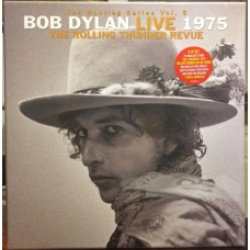 Bob Dylan : Bootleg Series Vol 5: Live 1975 The (Vinyl Box Set)