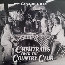 Del Rey, Lana : Chemtrails Over The Country Club (Vinyl)