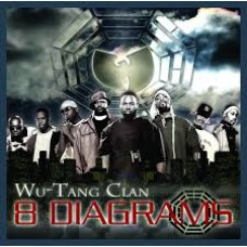 Wu-Tang Clan : 8 Diagrams (CD) Second Hand