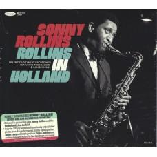 Sonny Rollins : Rollins In Holland: 2CD (CD Box Set)