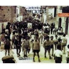 Antonio Forcione : Ghetto Paradise (Vinyl) Second Hand