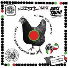 Uranium Club : Live! At Arci Taun! (Vinyl)