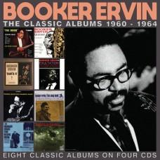 Booker Ervin : Classic Albums 1960-1964: 4CD (CD Box Set)